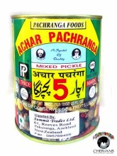 PACHRANGA GOODS- MIXED PICKLE 800G