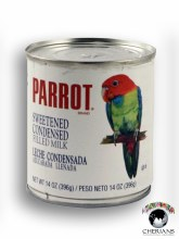 PARROT SWEETENED CONDENSED FILLED MILK 14 OZ