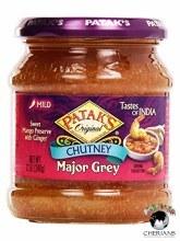 PATAKS MAJOR GREY CHUTNEY 340G