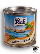 PEAK EVAPORATED MILK 160ML