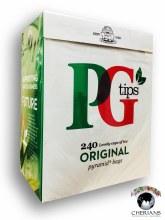 PG TIPS ORIGINAL 240 PYRAMID TEA BAGS/696G