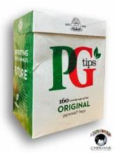 PG TIPS ORIGINAL 160 PYRAMID TEA BAGS/464G
