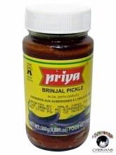 PRIYA BRINJAL PICKLE 300G