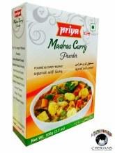 PRIYA MADRAS CURRY POWDER 100G
