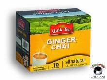 QUICK TEA GINGER CHAI 240G