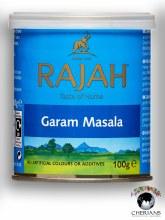 RAJAH GARAM MASALA 100G