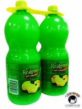 REALEMON JUICE 2X48 OZ