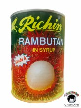 RICHIN RAMBUTAN IN SYRUP 565G