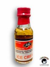 SAC ICE-CREAM FLAVOUR 25ML
