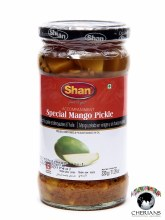 SHAN SPECIAL MANGO PICKLE 320G