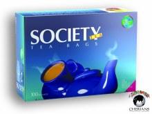 SOCIETY 100 TEA BAGS 200G