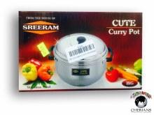 SREERAM CUTE CURRY POT BIG