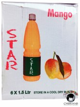STAR MANGO DRINK (6)1.5L