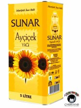 SUNAR SUNFLOWER OIL 5L