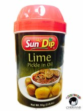 SUNDIP LIME PICKLE IN OIL 1KG