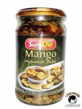 SUNDIP MANGO HYDERABADI PICKLE 330G