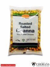 SURATI ROASTED SALTED CHANNA 200G