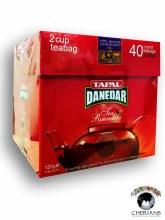 TAPAL DANEDAR 40 ROUND TEA BAGS/ 125G