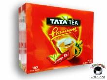 TATA TEA PREMIUM 100 TEA BAGS/180G