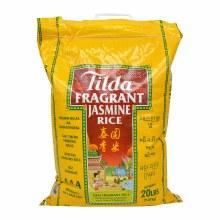 TILDA JASMINE RICE 20LB