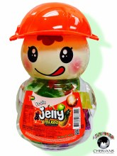 UNO FRUIT JELLY MIXED 910G