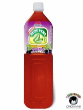 VINCO ALOE VERA JUICE- GRAPE FLAVOR 1.5L