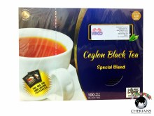 TEA 4 U CEYLON BLACK TEA TOO TEA BAGS/200G