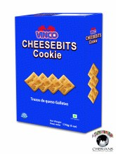 VINCO CHEESEBITS COOKIE 170G