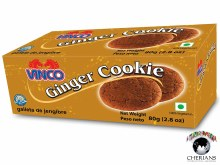 VINCO GINGER COOKIE 160G