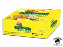 VINCO HAWAIIAN COCONUT COOKIES 100G