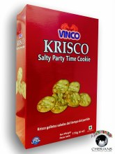 VINCO KRISCO SALTY PARTY TIME COOKIE 170G