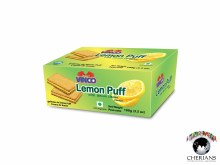 VINCO LEMON PUFF WITH LEMON CREAM 100G