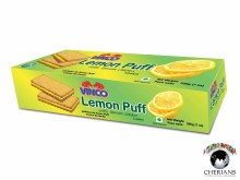 VINCO LEMON PUFF WITH LEMON CREAM 200G