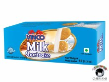 VINCO MILK SHORTCAKE 85G