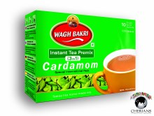 WAGH BAKRI INSTANT TEA PREMIX 3 IN 1 CARDAMOM 260G