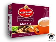 WAGH BAKRI INSTANT TEA PREMIX 3 IN 1 MASALA 260G