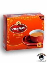 WAGH BAKRI PREMIUM 100 TEA BAGS/200G