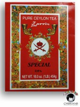 ZARRIN PURE CEYLON TEA 1LB