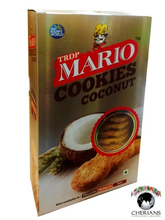 TRDP MARIO COCONUT COOKIES 250G - CHERIANS INC