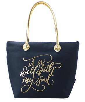 Bible Verse Tote