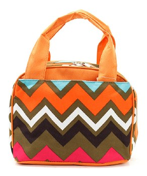 Chevron Lunch Bag