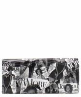 Fashion Magazine Clutch