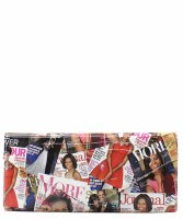 Fashion Magazine Clutch