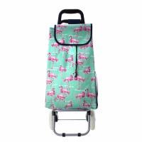 Flamingo Rolling Cart