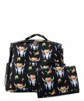 Steer Head Diaper Backpack