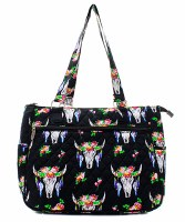 Steer Head Handbag
