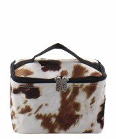Cow Cosmetic Case