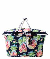 Pineapple Market Basket