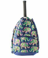 Elephant Tennis Racket Bag