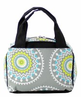 Chic Garden Lunch Bag